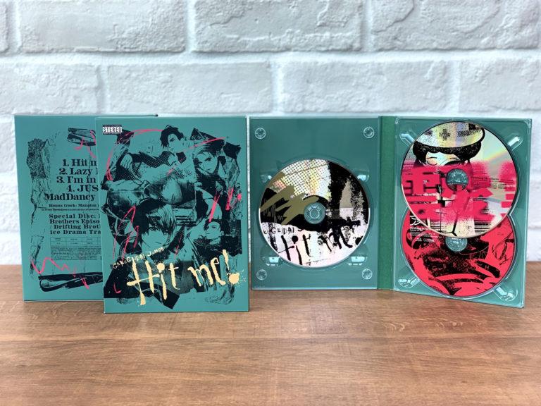 学芸大青春 Mini Album<br>「Hit me !」完全生産限定盤A ※