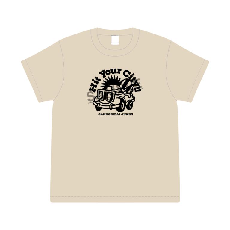3rd LIVE TOUR「Hit your City!!」ライブTシャツ